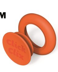 ClickClix M orange